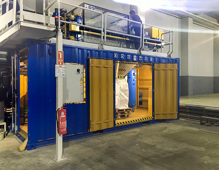 ANI METAL- Hydrochloric Acid Recycling System