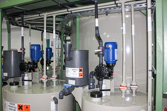 ANI METAL- Water Treatment System
