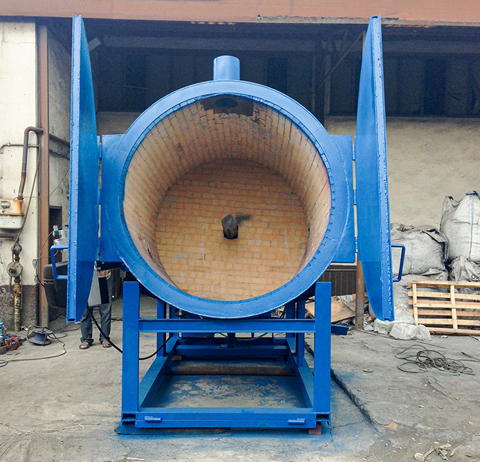 ANI METAL- Zinc Ash Recovery Furnace