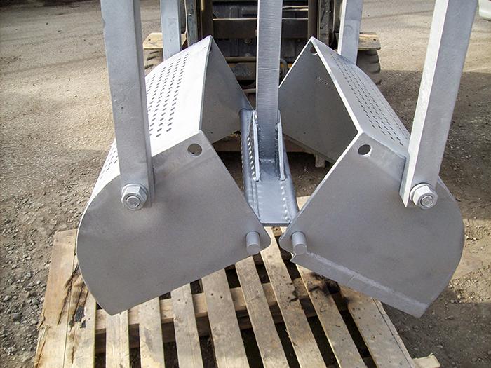 ANI METAL- Zinc Pump And Dross Grab