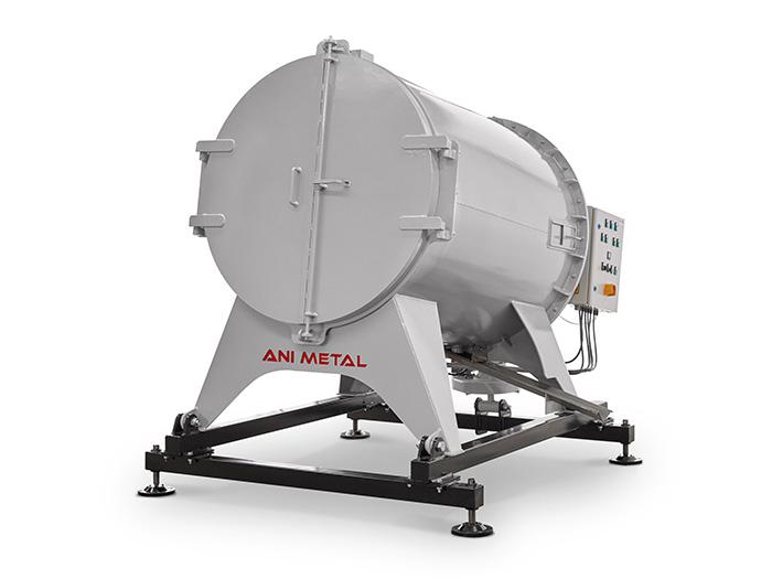 ANI METAL- Zimelter - Zinc Ash Recovery Furnace