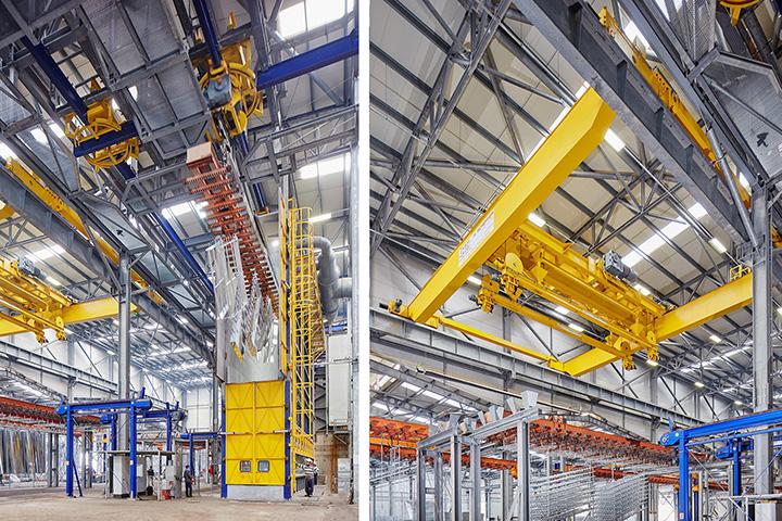 Scheffer Automatic Crane Systems