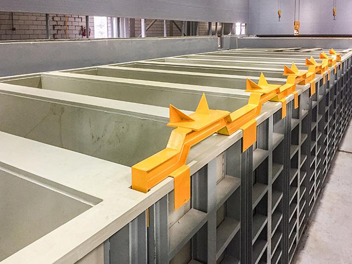 ANI Metal - Pretreatment Auxiliary Equipment