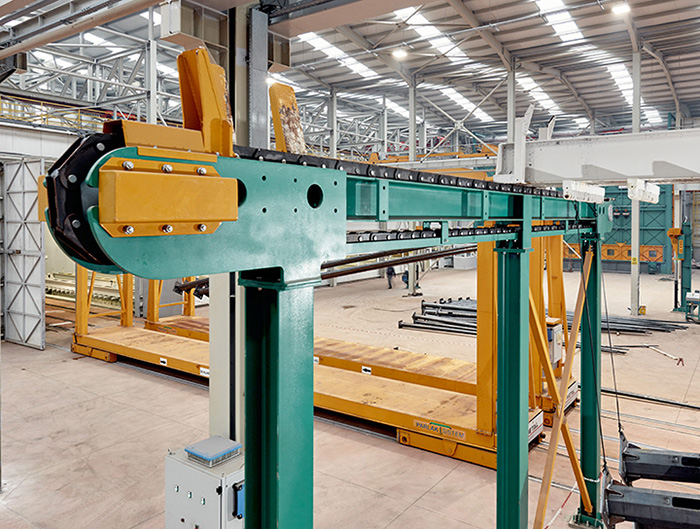 ANI Metal - Conveyors and Trolleys